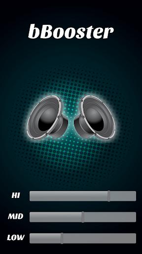 Easy Bass Booster / EQ 3 تصوير الشاشة
