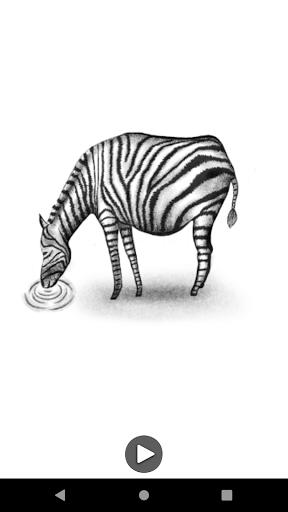 تعليم رسم الحيوانات 7 تصوير الشاشة