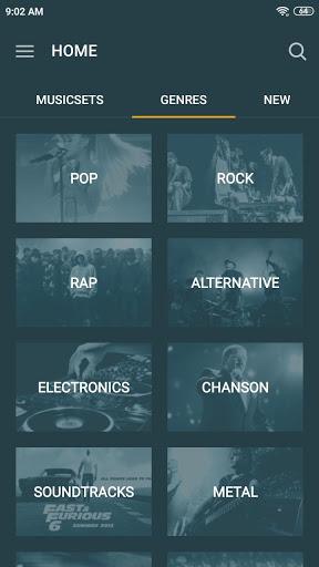 Zaycev.Net - music and songs in mp3 no Internet 4 تصوير الشاشة