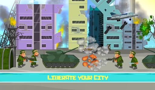 Age Of Fight : Empire Defense screenshot 4