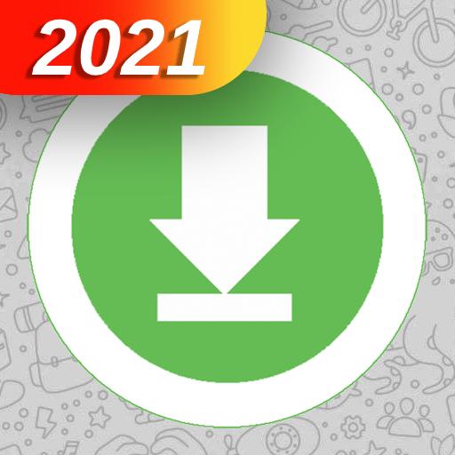Status Download for WhatsApp أيقونة