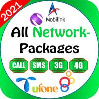 All Network Packages 2021 on 9Apps