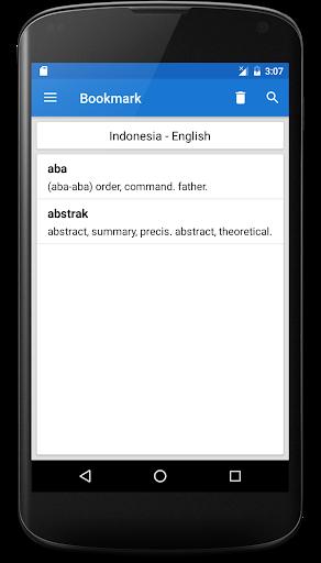 Kamus Bahasa Inggris Offline screenshot 5