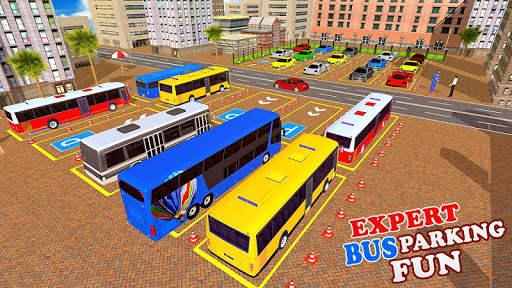 Modern Bus Simulator Parking New Games – Bus Games screenshot 3