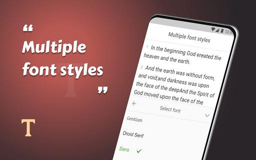 King James Bible (KJV) - Free Bible Verses   Audio screenshot 8