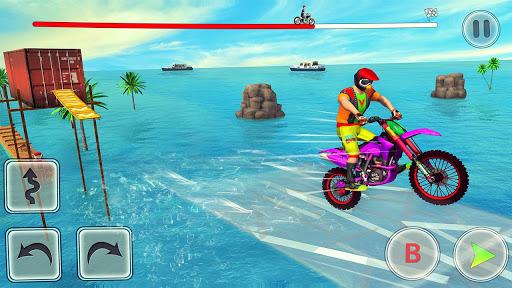 Bike Stunt Race 3d Bike Racing Games – Bike game screenshot 5
