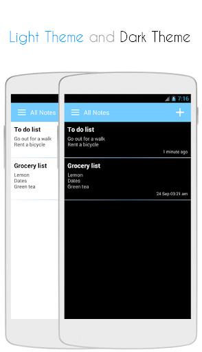 Keep My Notes - Notepad, Memo and Checklist screenshot 2