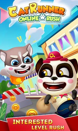 Cat Runner: Decorate Home screenshot 5