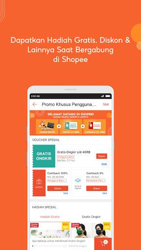 Shopee 3.3 Fashion Sale screenshot 8