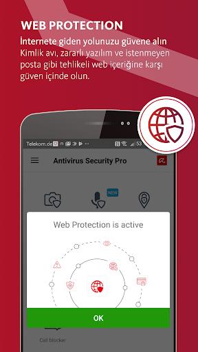 Avira Security 2021 - Antivirüs ve Mobil Güvenlik screenshot 4