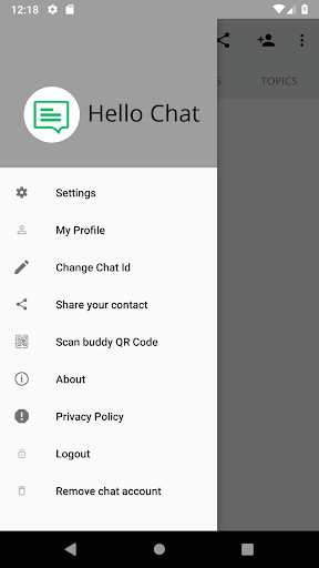 Hello Chat screenshot 6