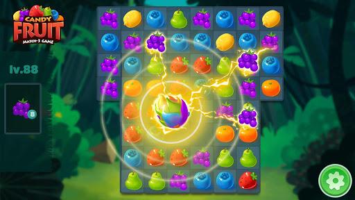 Sweet Fruit Candy 6 تصوير الشاشة