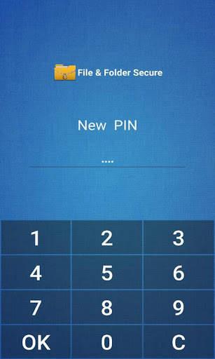 File & Folder Locker screenshot 2