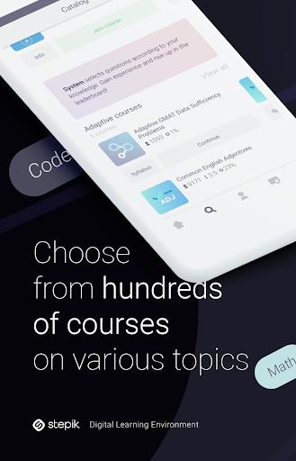 Stepik: best online courses screenshot 4