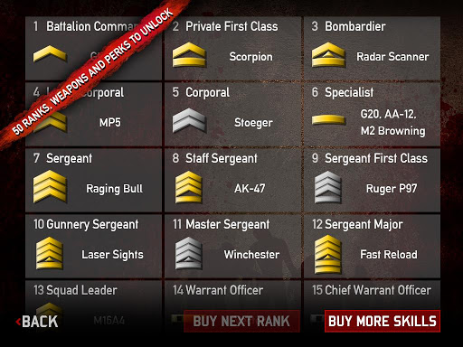 SAS: Zombie Assault 3 7 تصوير الشاشة