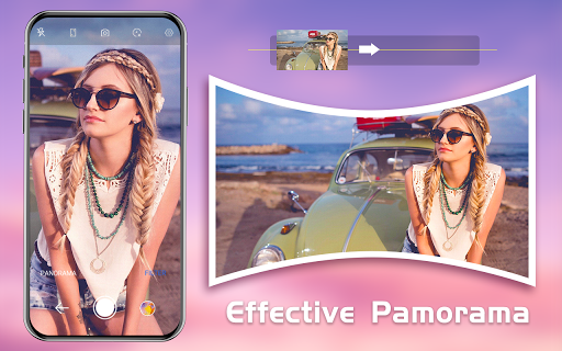 HD Camera - Beauty Cam with Filters & Panorama screenshot 11