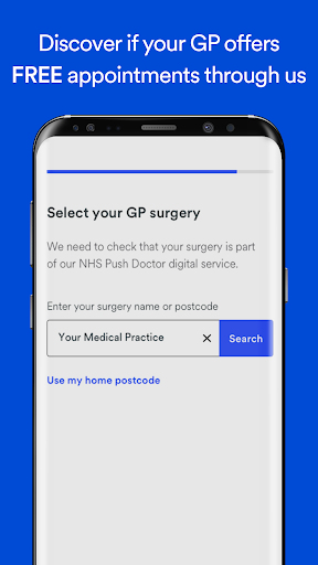 Push Doctor - Online Doctor Appointments & Advice screenshot 2