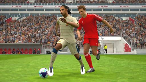 eFootball PES 2021 22 تصوير الشاشة