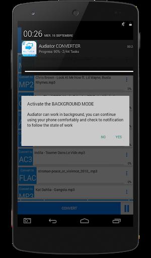 All Video Mp3 Audio Converter screenshot 6
