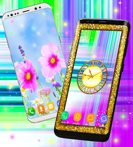 Live Wallpaper for Samsung ⭐ Spring HD Wallpapers screenshot 5