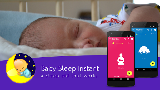 Baby Sleep 🍼 White noise lullabies for newborns screenshot 10
