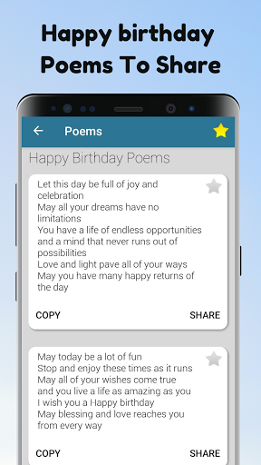 Poems For All Occasions - Love, Family & Friends screenshot 6
