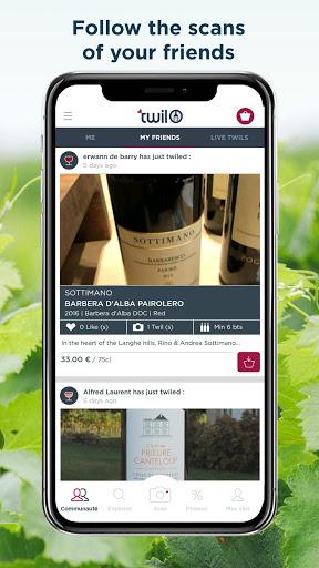 TWIL - Scan and Buy Wines 6 تصوير الشاشة