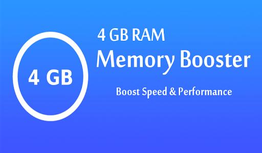 4 GB RAM Memory Booster - Cleaner screenshot 8