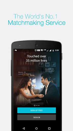 Shaadi.com - #1 Matrimony, Indian Dating App 1 تصوير الشاشة
