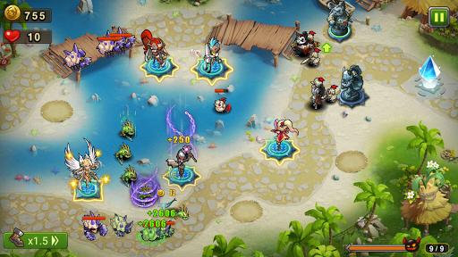 Magic Rush: Heroes 6 تصوير الشاشة