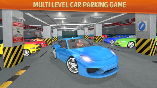 مواقف سيارات متعددة المستويات: لعبة سيارات للأطفال 1 تصوير الشاشة