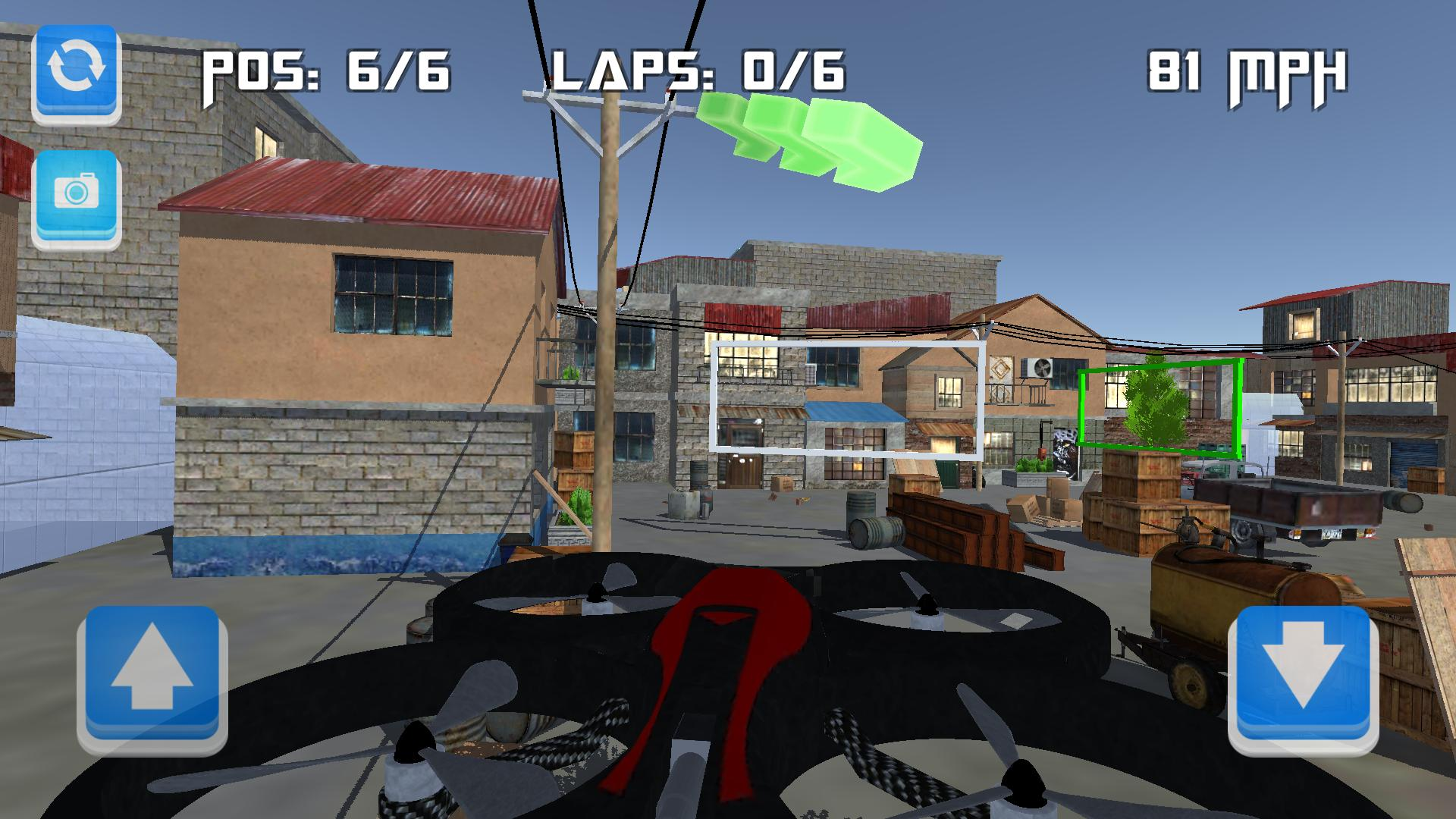 Drone Racing 7 تصوير الشاشة