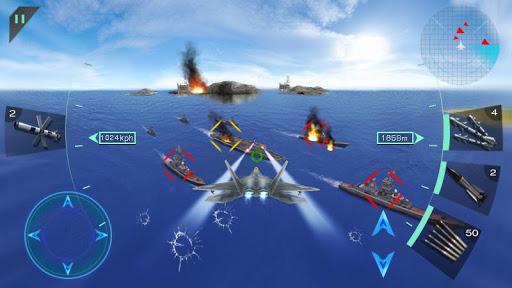 Pejuang langit 3D - Sky Fighters screenshot 5
