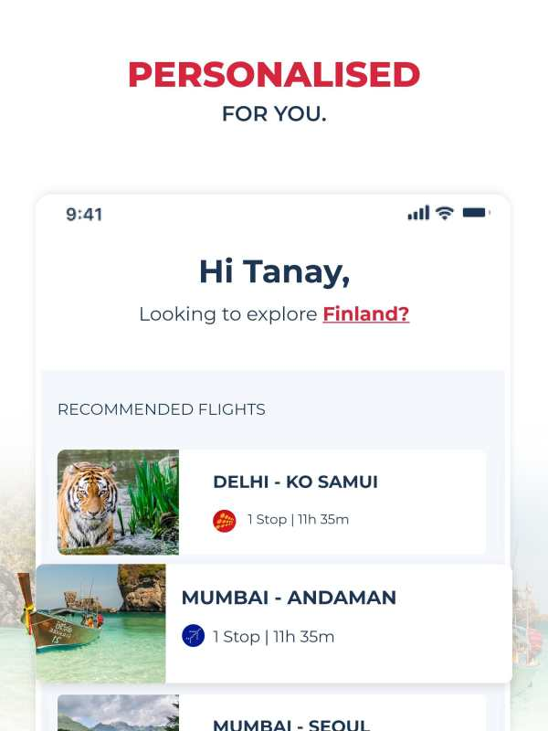Travelxp Book Flights, Hotels & Holidays screenshot 7