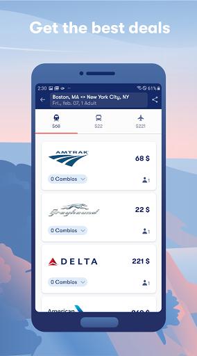 Omio: Book Train, Bus & Flight Tickets screenshot 3
