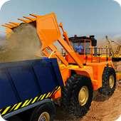Autocarri del dumper e operatore della costruzione on 9Apps