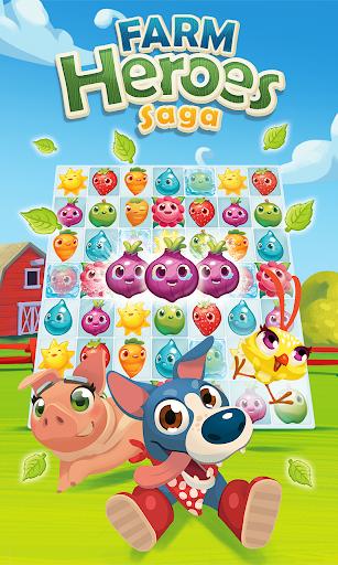 Farm Heroes Saga скриншот 5
