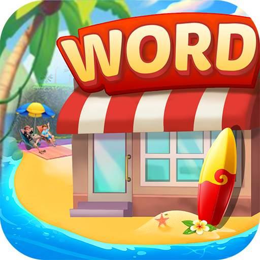 Alice's Resort - Word Puzzle Game