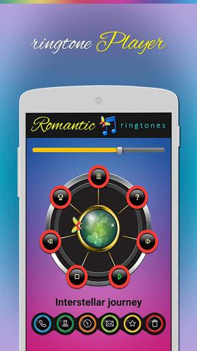 Romantic ringtones screenshot 3