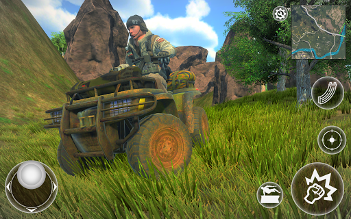 Free Survival Battleground: Fire Battle Royale screenshot 15