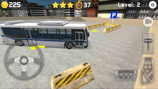 Bus Parking 3D 6 تصوير الشاشة