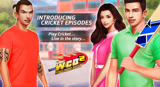World Cricket Battle 2: Play Free Auction & Career 4 تصوير الشاشة