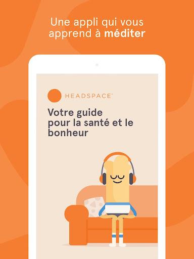 Headspace: Méditation & Sommeil screenshot 5