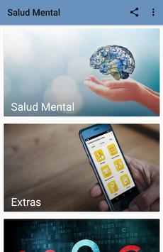 Salud Mental 3 تصوير الشاشة