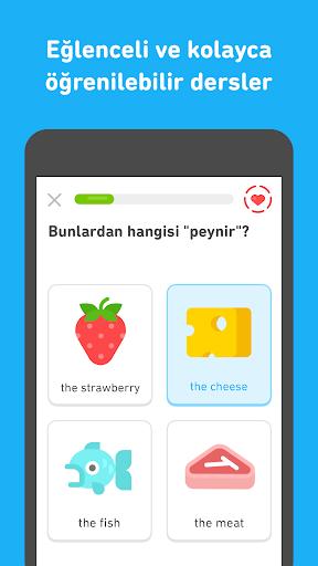 Duolingo'yla Bedava İngilizce screenshot 2