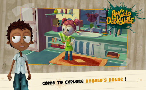 Angelo Rules - Crazy day screenshot 3