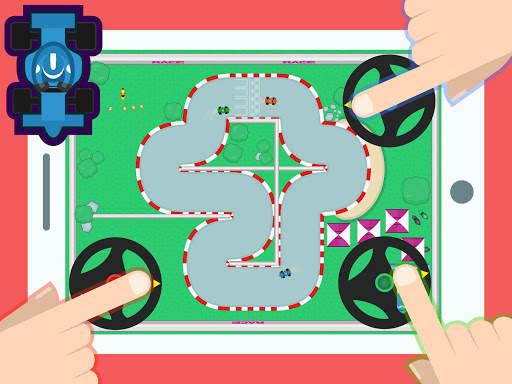 Игры на двоих троих 4 игрока - змея,танки,Футбол скриншот 9