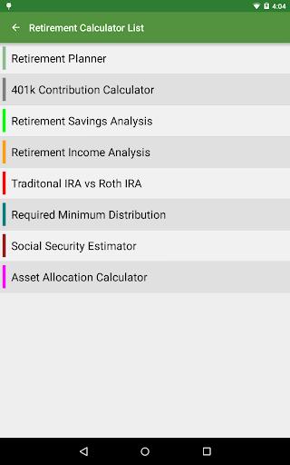Financial Calculators screenshot 13