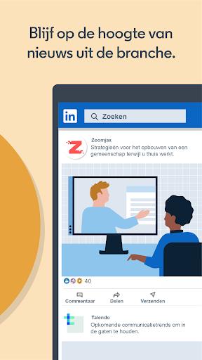 LinkedIn: Vacatures Zoeken   Zakenrelaties screenshot 7