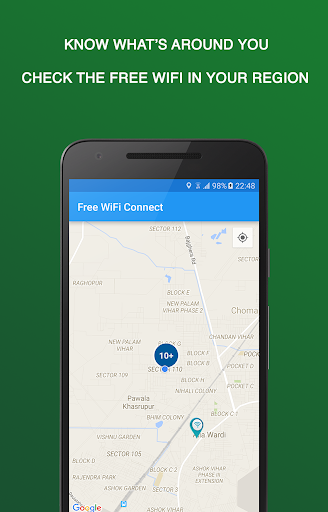 Free WiFi Connect screenshot 4